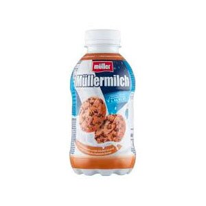 NAPOJ MULLERMILCH mix COOKIES 400G/12